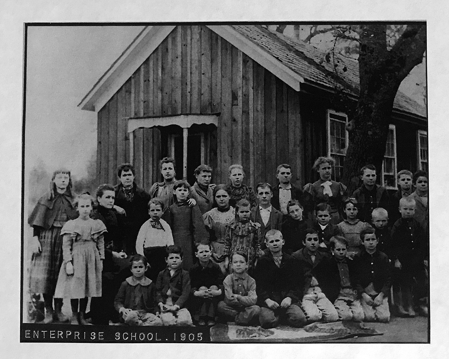 Enterprise School 1905